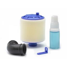 Filtro de aire 1/10 con aceite de filtro