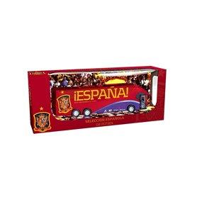 Bus selección española de fútbol