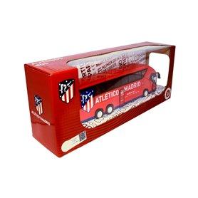 Bus Atlético de Madrid de fútbol