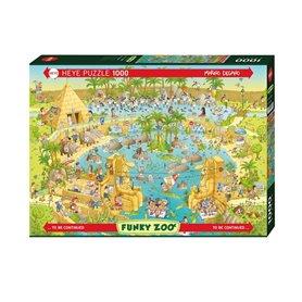 Puzzle 1000 piezas, Nile Habitat