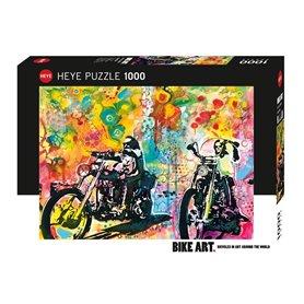 Puzzle 1000 piezas, Easy Rider