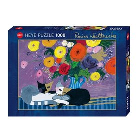 Puzzle 1000 piezas, Sleep Well