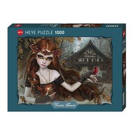 Puzzle 1000 piezas, Redbird