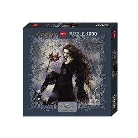 Puzzle 1000 piezas, New Black, Favole (Square Edition)