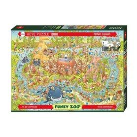 Puzzle 1000 piezas, Australian Habitat