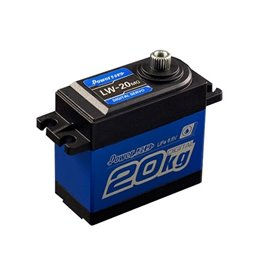 SERVO POWER HD LW-20MG WATERPROOF