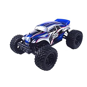 MONSTER TRUCK MEGA BLX10 BRUSHED 1/10 RTR VRX