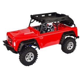 CRAWLER JEEP 1/10 MC28 RTR VRX
