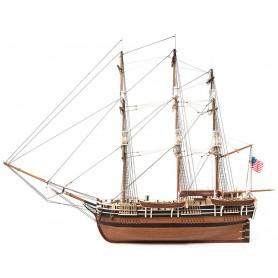Barco de madera Essex 1:60 Occre sin Velas