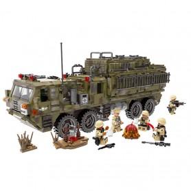 Camión pesado militar Scorpio Xingbao (1377pz)