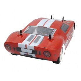 Coche RC Touring tipo Ford GT40 VRX X-Ranger EBL 1/10 70Km/h (Brushless)
