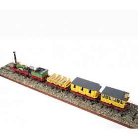 Pack Locomotora, vagones y peana Occre ADLER