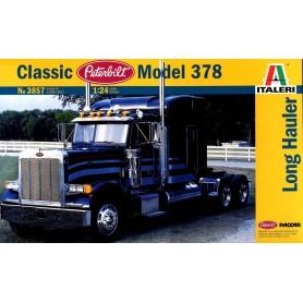 "Maqueta Camión Italeri PETERBILT 378 ""Long Hauler"" 1/24"
