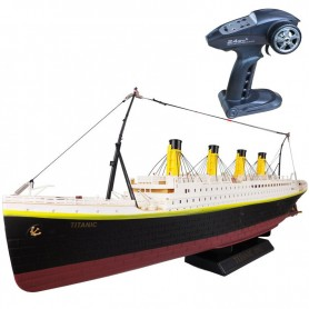 Barco RC Titanic 1/325 20Km/h