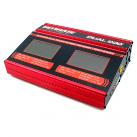 Cargador Ultimate Racing PRO-10 Dual Touch