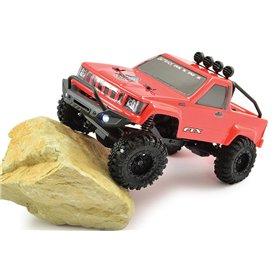 Coche rc Outback mini 1:24 Crawler RTR rojo FTX
