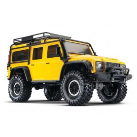 Coche RC Crawler Traxxas TRX-4 Land Rover Defender 1/10 (Brushed)