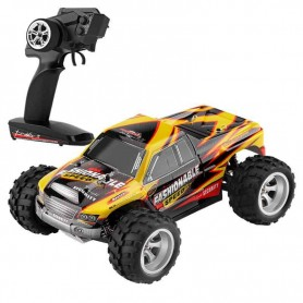 Coche Monster Truck rc Storm 1/18 Wltoys 35Km/h
