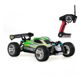 Coche RC Buggy Wltoys BRAVE 1/18 70km/h (Brushed)