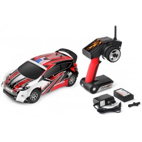 Coche RC Rally Wltoys VORTEX 1/18 50Km/h (Brushed)