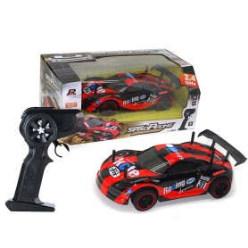 Coche RC Rally SPEED RACING 1/18 15Km/h (Brushed)