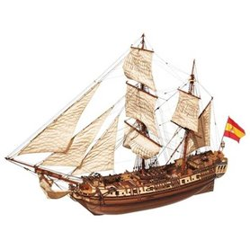 Barco Bombarda Candelaria - OCCRE