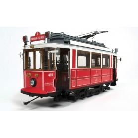 Maqueta Tranvía Occre ISTANBUL 1/24