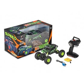 Coche RC Crawler Wltoys ALLTERRAIN 1/18 10Km/h (Brushed)