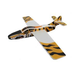 Avión Planeador PREDATOR TIGRE con lanzador