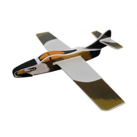 Avión planeador PREDATOR ÁGUILA con lanzador