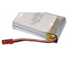 Batería Lipo 3,7V 2000mAh (JST BEC)