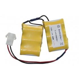 Batería Ni-MH 7,2V 3300mAh (BEC)