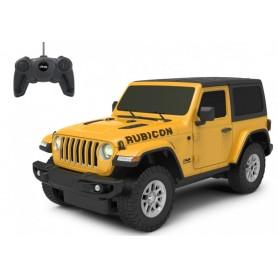 Coche RC Mondo Motors JEEP WRANGLER RUBICON 1/24 8Km/h (Brushed)