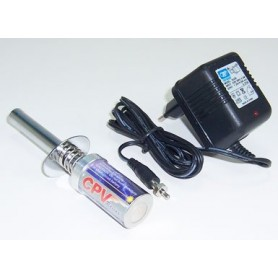 Kit Chispómetro con cargador y batería 1800mAh CPV