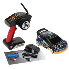 Coche RC Rally Wltoys 1/24 40Km/h (Brushed)