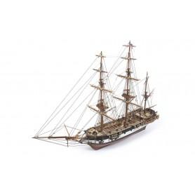 Barco de madera Occre HMS BEAGLE 1/60 (sin velas)