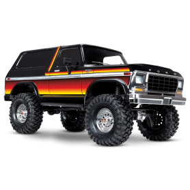 Coche RC Crawler Traxxas TRX-4 Ford Bronco 1979 1/10 (Brushed)