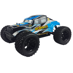 Coche RC Monster Truck MEGA SWORD Hércules 1/10 45Km/h (Brushed)