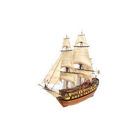 Barco de Madera Occre NUESTRA SRA DEL PILAR 1/46