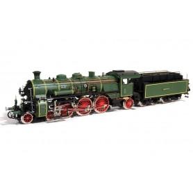 Maqueta Locomotora Occre S3/6 BR-18 1/32