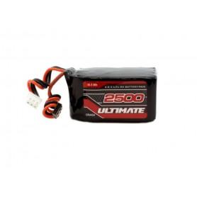 Batería Receptor Ultimate 6,6V 2500mAh (JR)