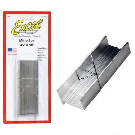 Ingletadora de aluminio Excel Tools (45º/90º)