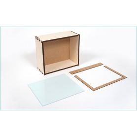 Caja Vitrina Occre para miniaturas