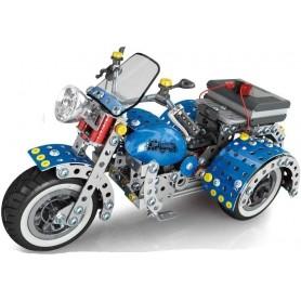 Kit construcción Moto Metálica Iron Commander (709pz)