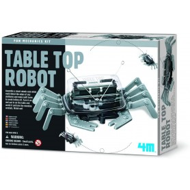 Kit de construcción Robot Peonza Table Top