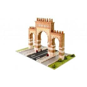 Maqueta Arcos Puerta de Aguilar de Montilla