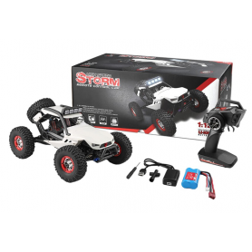 Coche RC Crawler Wltoys STORM 1/12 50Km/h (Brushed)
