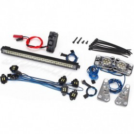 Kit completo luces Traxxas TRX-4
