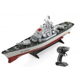 Barco RC Acorazado estadounidense USS Missouri BB-63 1/250 10Km/h (II Guerra Mundial)