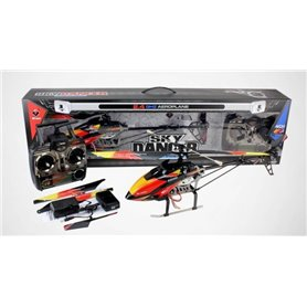 Helicóptero RC Wltoys SKY DANCER V913B 70cm (Brushless)